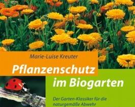Pflanzenschutz im Biogarten